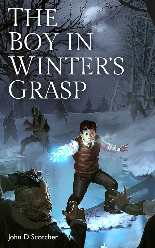 the boy in winters grasp
